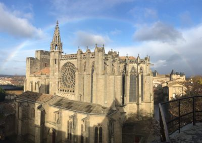 Carcassonne Saint Nazaire Saint Celse Gîte EstWest