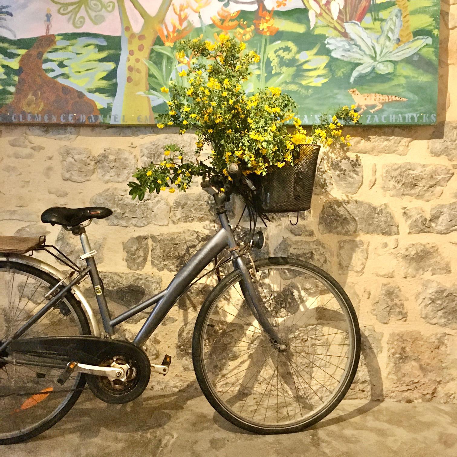Lagrasse Gîte et Chambre d'Hôtes EstWest Vélo VTT