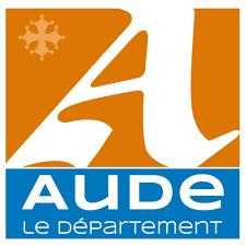 Logo du Département de l'Aude