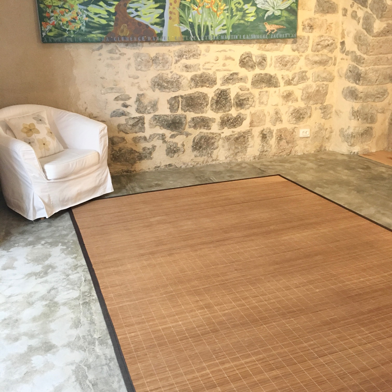 Lagrasse Gîte et Chambre d'Hôtes EstWest Espace Yoga