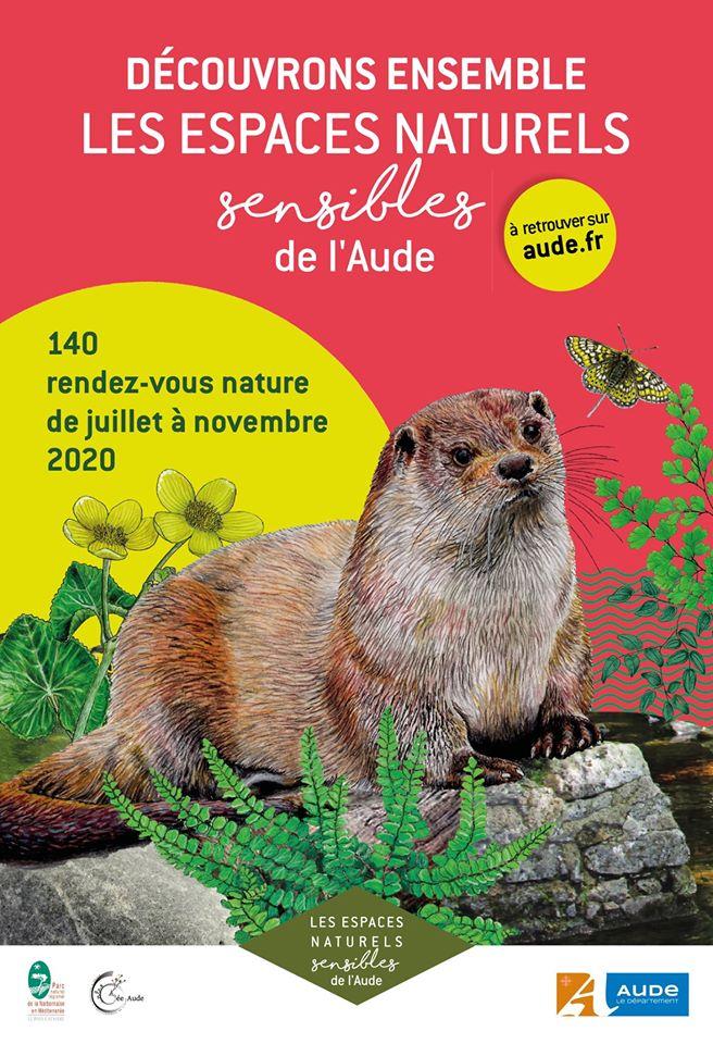 Brochure Espaces Naturels et Sensibles Corbières